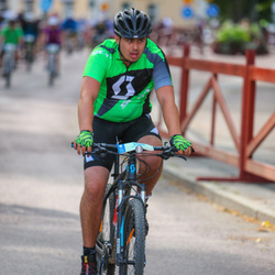 Cycling 45 km - Erik Skoglund (5565)