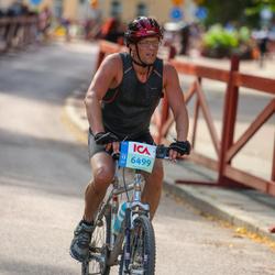 Cycling 45 km - Jerker Eriksson (6499)