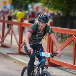 Cycling 45 km - Lovisa Nordqvist (5088)