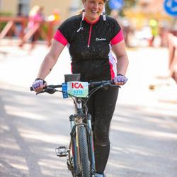 Cycling 45 km - Anna Lundgren (6216)
