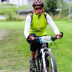 Cycling 95 km - Elisabet Larsson (9528)