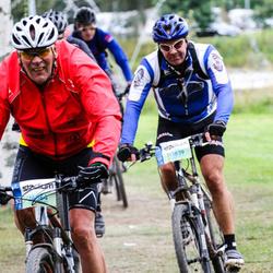 Cycling 95 km - Roger Aldén (13839), Dick Ljungberg (14064)