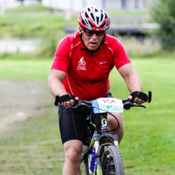Cycling 95 km - Ebbe Glud (9311)