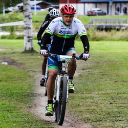 Cycling 95 km - Christian Isomäki (13987)