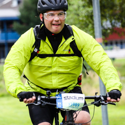 Cycling 95 km - Daniel Karlsson (13989)