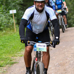 Cycling 95 km - Anders Siming (8502)