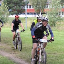 Cycling 95 km - Thobias Pettersson (2860), Henrik Nilsson (3179)