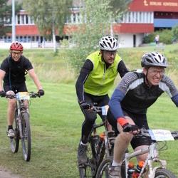 Cycling 95 km - Mårten Haraldsson (2660), Henrik Nilsson (3179)