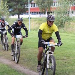 Cycling 95 km - Knut Öivind Alfarrustad (2775), Anders Olofsson (2927)