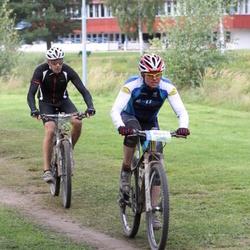 Cycling 95 km - Åsa Christiernin (2832), Per-Anders Eng (2917)