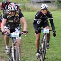 Cycling 95 km - Christian Olsson (2461), Kenneth Rolling (3257)