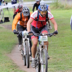 Cycling 95 km - Carl Johan Ardbo (3613)