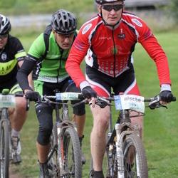 Cycling 95 km - Anders Decker (3405), Patrik Landstorp (3482)