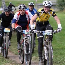 Cycling 95 km - Stefan Thorstensson (3501), Anders Dahlberg (3618)