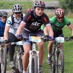 Cycling 95 km - Alexandra Edebo (2990), Patrik Ericsson (4013)