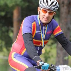 Cycling 95 km - Fredrik Juslin (3893)