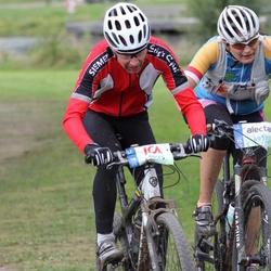 Cycling 95 km - Tina Forsberg (4937), Henrik Samuelsson (4991)