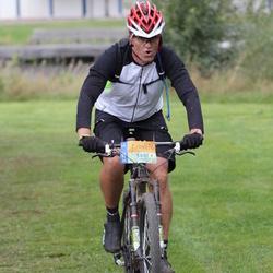 Cycling 95 km - Fredrik Ekvall (5410)