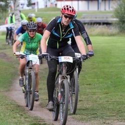 Cycling 95 km - Anette Lundgren (4873), Fredrik Lundqvist (5581)