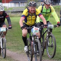 Cycling 95 km - Lars-Inge Sandgren (4741), Andreas Bengtsson (5199)