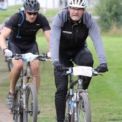 Cycling 95 km - Jonas Gunnarsson (5805), Henrik Eriksson (6117)