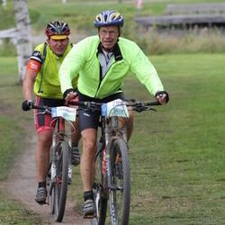 Cycling 95 km - Christian Dorch (4519), Tor Skraastad (5428)
