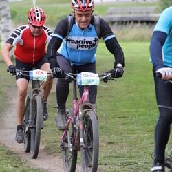 Cycling 95 km - Per Undin (5251), Anders Waltbrand (5274)