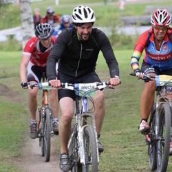 Cycling 95 km - Anders Olsson (6257), Marie Rydne (6770)
