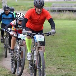 Cycling 95 km - Andreas Björkman (6118)