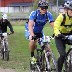 Cycling 95 km - Christer Petersson (5806)