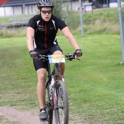 Cycling 95 km - Alexander Johansson (5185)