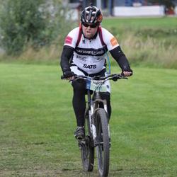 Cycling 95 km - Björn Friberg (7432)