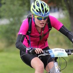 Cycling 95 km - Caroline Glännerud (7082)
