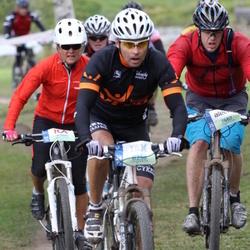 Cycling 95 km - Henrik Lundgren (7467), Niclas Eliasson (8258)