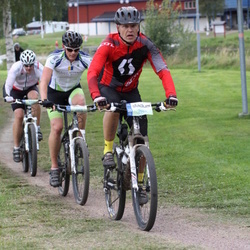 Cycling 95 km - Anders Liden (7094)