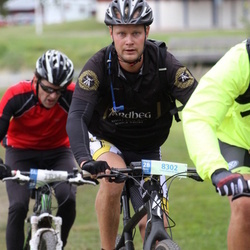 Cycling 95 km - Anders Björklund (8302)