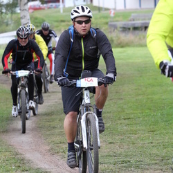 Cycling 95 km - David Johansson (7116)