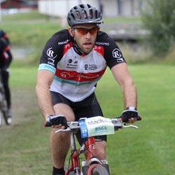 Cycling 95 km - Anders Fahlén Sundblad (8564)