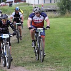 Cycling 95 km - Katarina Westin Karlsson (7517), Andreas Burstedt (8447)
