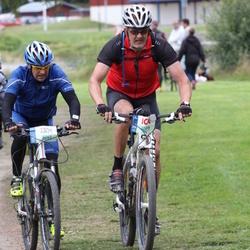 Cycling 95 km - Magnus Wall Jungbjer (9243), Jan-Erik Petrusson (10016)