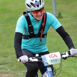 Cycling 95 km - Barbro Grebacken (8336)