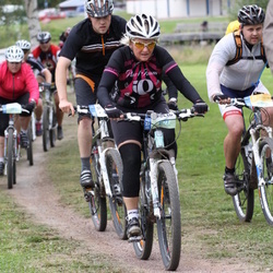 Cycling 95 km - Åsa Tysklind Sjökvist (8177)