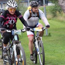 Cycling 95 km - Åsa Tysklind Sjökvist (8177), Mattias Törnqvist (10005)