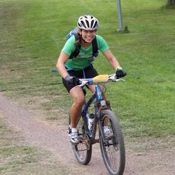 Cycling 95 km - Catrine Gustafsson (10310)
