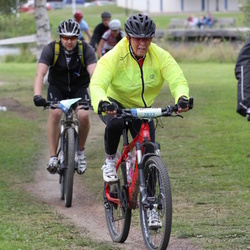 Cycling 95 km - Bodil Løken (7822)