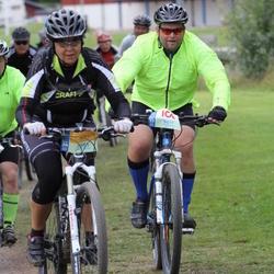 Cycling 95 km - Henrik Claesson (9611)