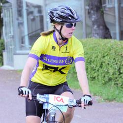 Cycling 45 km - Lena Smeds (5435)