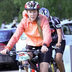 Cycling 45 km - Linn Wigstrand (5776)