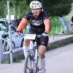 Cycling 45 km - Hanna Wågland (6641)