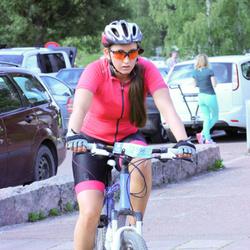 Cycling 45 km - Johanna Andersson (5596)